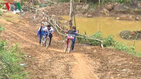 Dự án xe đạp mượn chắp cánh ước mơ cho học trò nghèo - ảnh 1