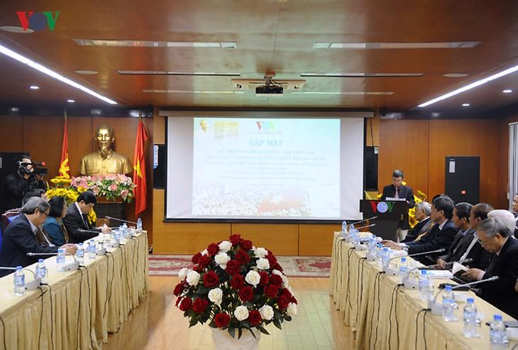 Đài Tiếng nói Việt Nam kỷ niệm 70 năm ngày toàn quốc kháng chiến - ảnh 1