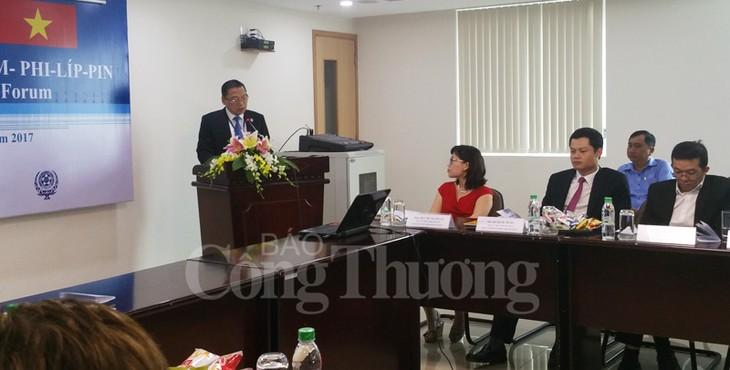 Tăng cường kết nối giao thương Việt Nam - Philippines  - ảnh 1