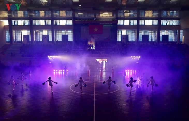 Toàn cảnh lễ khai mạc Giải vô địch quốc gia Futsal HDBank 2017 - ảnh 8