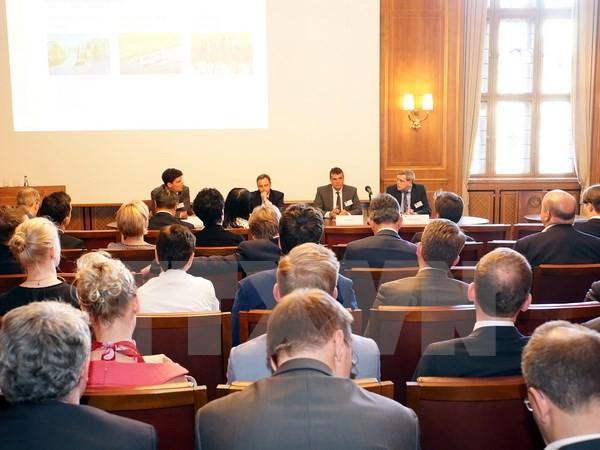Bang Bremen của CHLB Đức thúc đẩy đầu tư vào Việt Nam  - ảnh 1