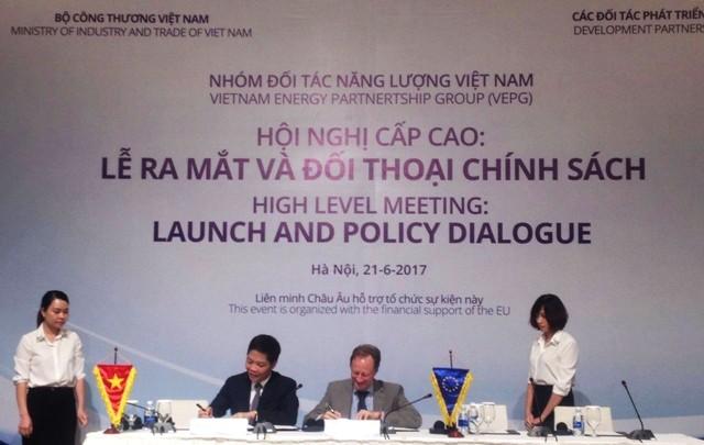 Ra mắt Nhóm Đối tác Năng lượng Việt Nam (VEPG) - ảnh 2