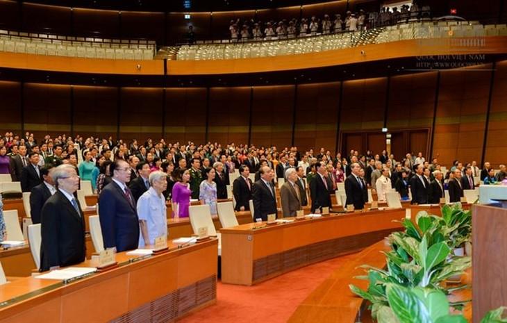 Bế mạc kỳ họp thứ 3 Quốc hội khóa XIV - ảnh 2