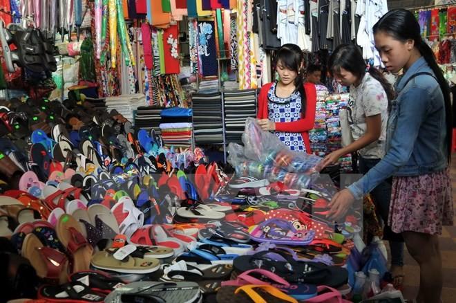 Quảng Tây thông qua nghiệm thu chợ ở biên giới Trung-Việt - ảnh 1