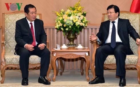 Khuyến khích doanh nghiệp Việt Nam đầu tư phát triển hạ tầng công nghệ thông tin tại Lào - ảnh 1