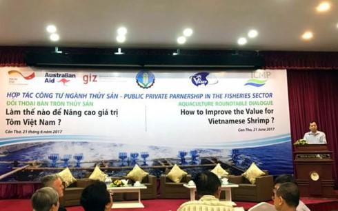Quy hoạch lại sản xuất để nâng cao giá trị ngành tôm Việt Nam - ảnh 1