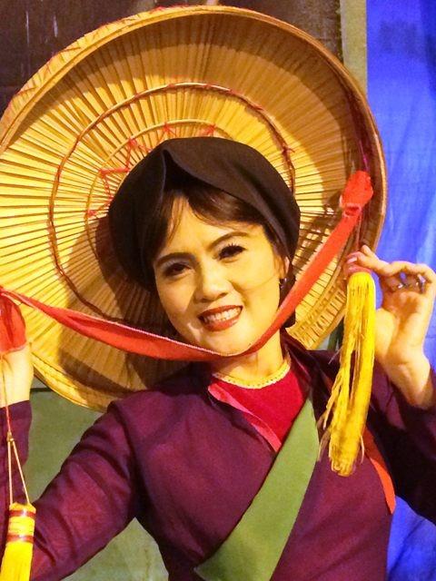 Nghệ sỹ ưu tú Lệ Thanh - Mượt mà những làn điệu quan họ Bắc Ninh - ảnh 1