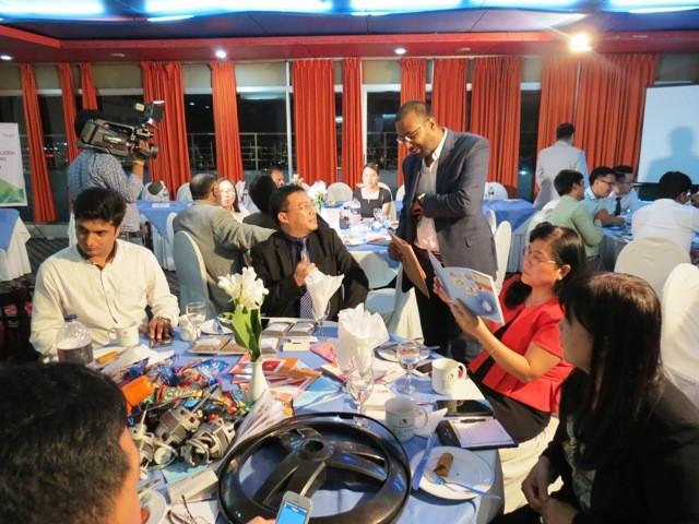 Hội thảo xúc tiến thương mại Việt Nam - Bangladesh - ảnh 2