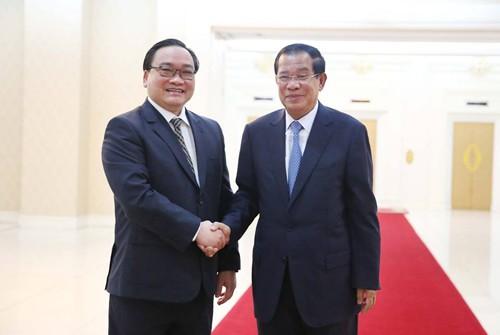 50 năm quan hệ Việt Nam – Campuchia: Tăng cường hợp tác song phương giữa hai thủ đô - ảnh 1