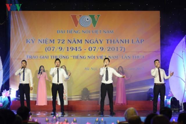72 năm âm nhạc trên làn sóng Đài TNVN - ảnh 1