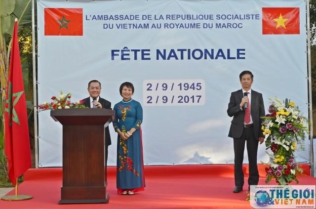 Lạc quan trước tương lai quan hệ Việt Nam-Marocco - ảnh 1