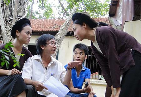 Nhạc sĩ Thao Giang cống hiến thầm lặng cho âm nhạc dân tộc - ảnh 1