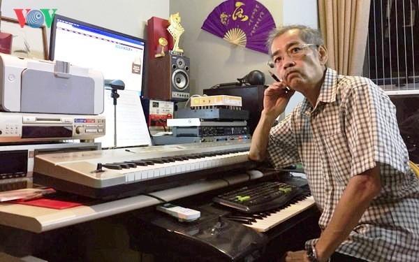 Hoàng Lương – Nhạc sĩ luôn cháy hết mình cho âm nhạc - ảnh 1