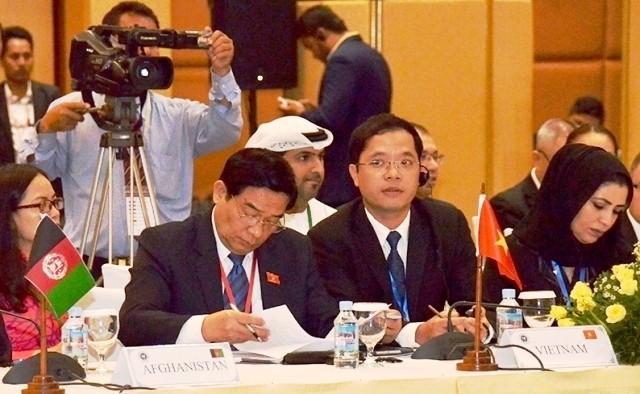 Việt Nam tham dự phiên họp Hội đồng điều hành lần thứ nhất của Hội đồng Nghị viện châu Á - ảnh 1