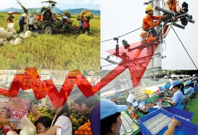Quyết liệt thực hiện các giải pháp để đạt mục tiêu tăng trưởng 6,7% cả năm - ảnh 1