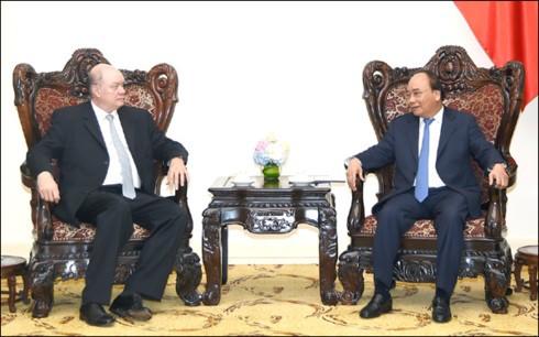 Việt Nam sẵn sàng chia sẻ kinh nghiệm phát triển kinh tế - xã hội với Cuba - ảnh 1