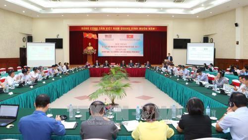 Hội thảo về pháp luật hình sự và tố tụng tư pháp Việt Nam - Hoa Kỳ - ảnh 1