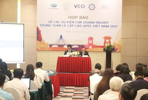 Doanh nghiệp Việt Nam hưởng ứng các hoạt động trong Tuần lễ cấp cao APEC 2017 - ảnh 1