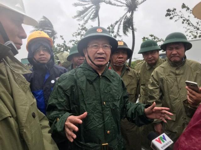 Bão Damrey gây thiệt hại nặng tại các tỉnh Nam Trung bộ  - ảnh 2