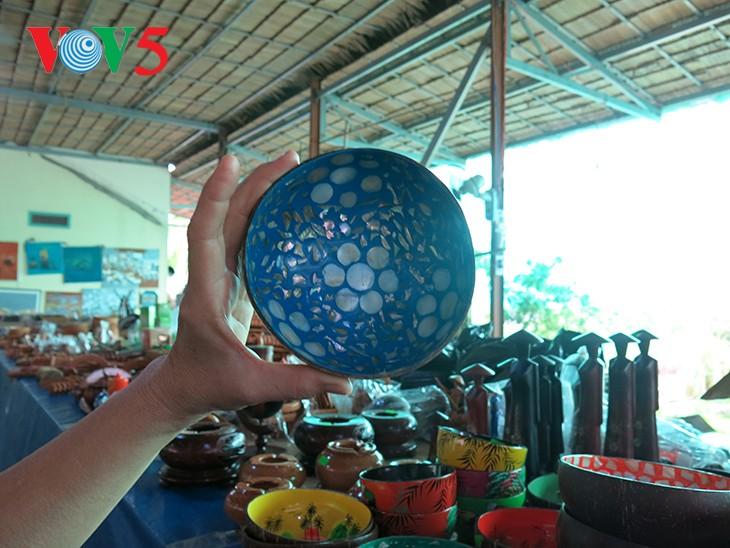 Cây dừa ở miệt vườn Bến Tre - ảnh 5