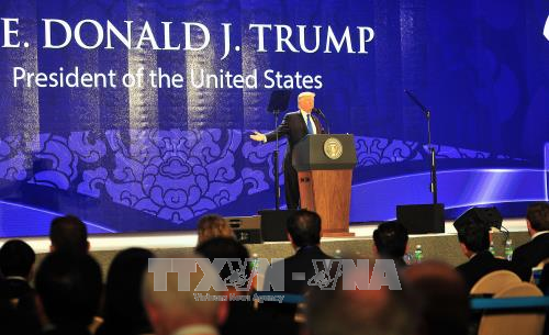 Tổng thống Mỹ: Thúc đẩy quan hệ thương mại phải dựa trên nguyên tắc công bằng, bình đẳng - ảnh 1