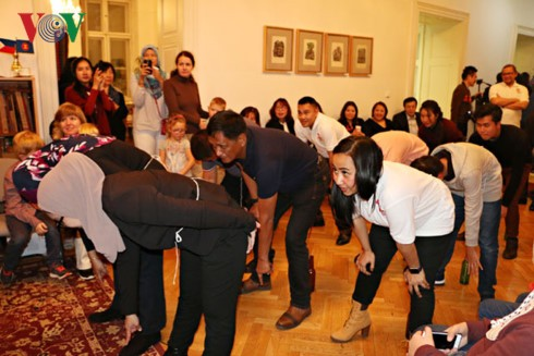 Ngày Gia đình ASEAN tại Cộng hòa Séc - ảnh 3