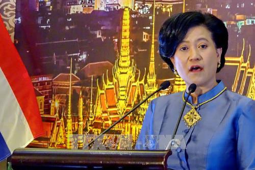 Kỷ niệm 90 năm Quốc khánh Vương quốc Thái Lan  - ảnh 1
