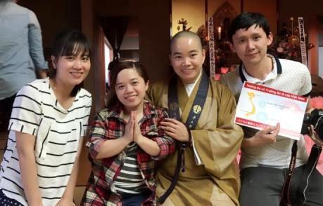 """Sư cô Thích Tâm Trí: """"Đại hội Phật giáo toàn quốc - một động lực lớn trong công tác Phật sự"""" - ảnh 1"""