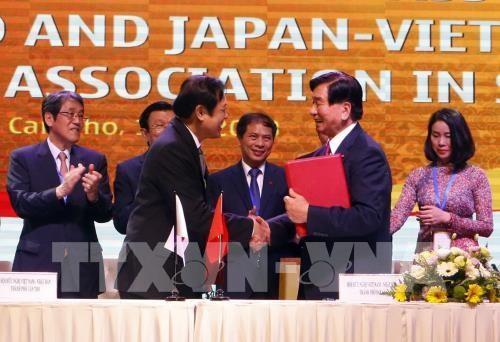 Thúc đẩy hợp tác giữa các địa phương khu vực Đồng bằng sông Cửu Long với đối tác Nhật Bản  - ảnh 1
