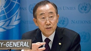 UN chief calls on Iran to prove nuclear peaceful purpposes  - ảnh 1