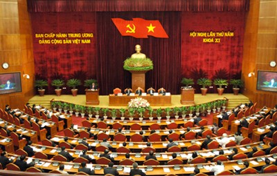Party Central Committee's conference concludes - ảnh 1