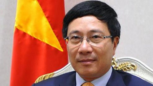 Deputy Prime Minister calls China's State Councilor  - ảnh 1