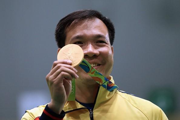 Shooter Hoang Xuan Vinh wins historic gold medal at Rio Olympics 2016 - ảnh 6