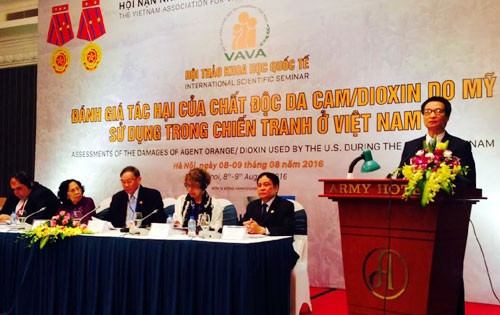Appeal of solidarity, action for victims of Agent Orange/dioxin  - ảnh 1