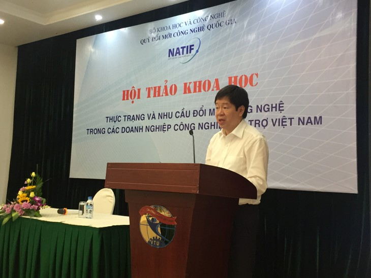 Supportive businesses boosted to fuel national development - ảnh 1