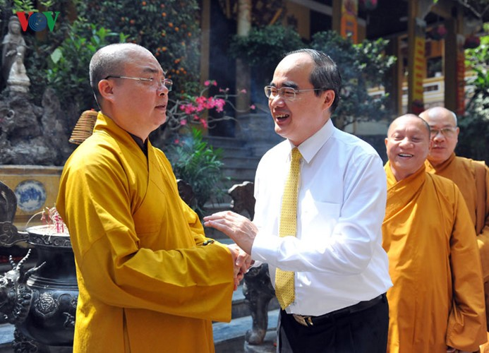 Religious freedom in Vietnam, an undeniable reality - ảnh 1