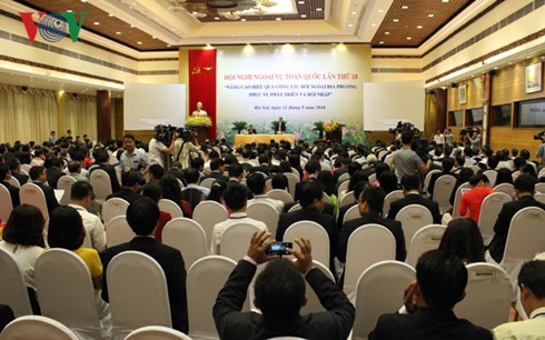 18th national conference on external affairs - ảnh 1
