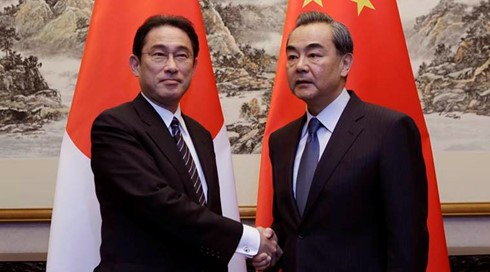 Differences obstruct Japan-China-South Korea Foreign Ministers' Meeting  - ảnh 1
