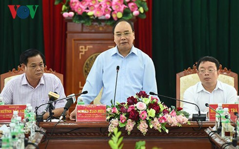 Prime Minister: Tourism should become spearhead economic sector of Phu Yen - ảnh 1
