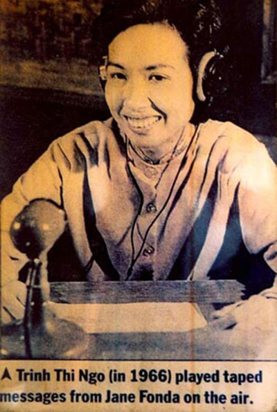 Legendary VOV announcer Trinh Thi Ngo passes away at 87 - ảnh 2