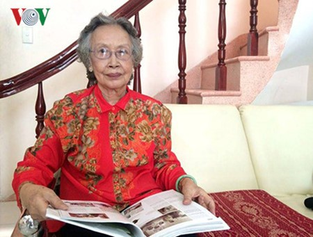 Legendary VOV announcer Trinh Thi Ngo passes away at 87 - ảnh 1
