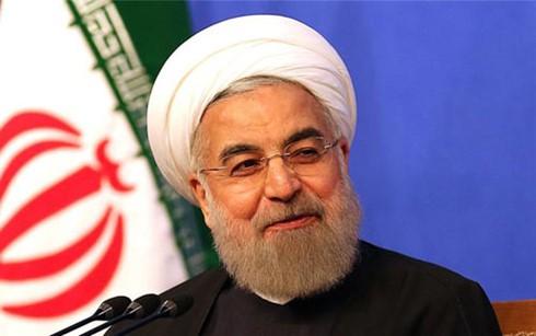 Iranian President begins State visit to Vietnam  - ảnh 1