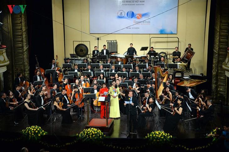 Asia-Europe New Music Festival in Hanoi - ảnh 1