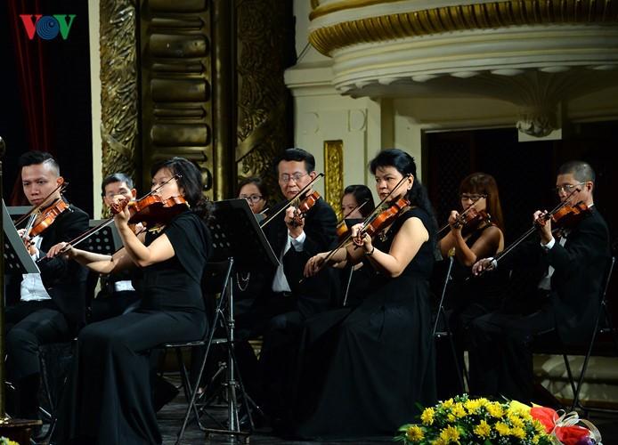Asia-Europe New Music Festival in Hanoi - ảnh 4