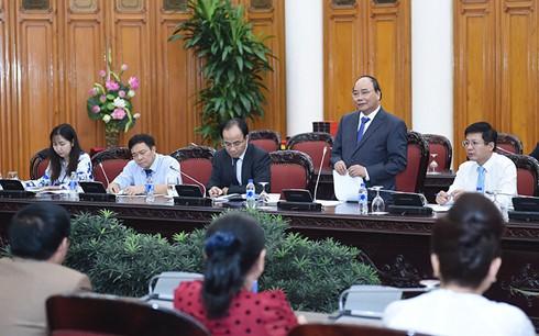 越南政府为中小型企业发展创造一切便利条件 - ảnh 1