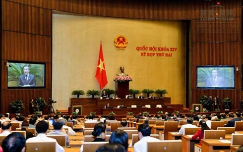 National Assembly approves a 5-year financial plan by 2020   - ảnh 1
