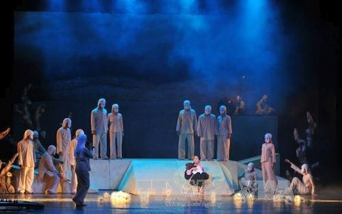 3rd International Experimental Theater Festival opens in Hanoi - ảnh 1