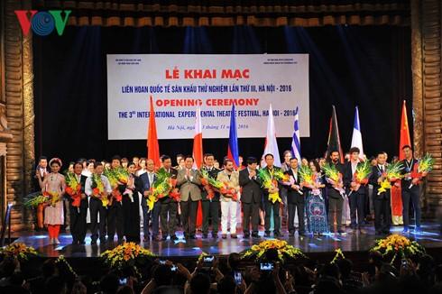Hanoi hosts International Experimental Theatre Festival  - ảnh 1
