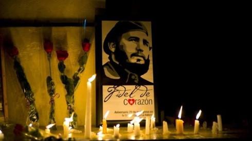International community praises Fidel Castro - ảnh 1