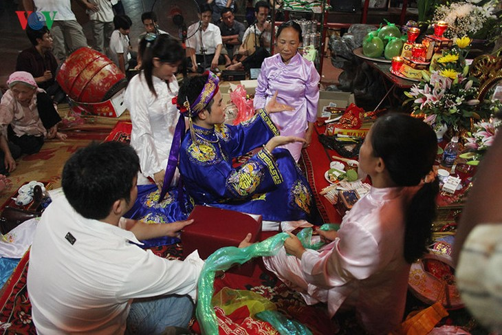 Vietnam's mother goddess worship, a world intangible heritage  - ảnh 1